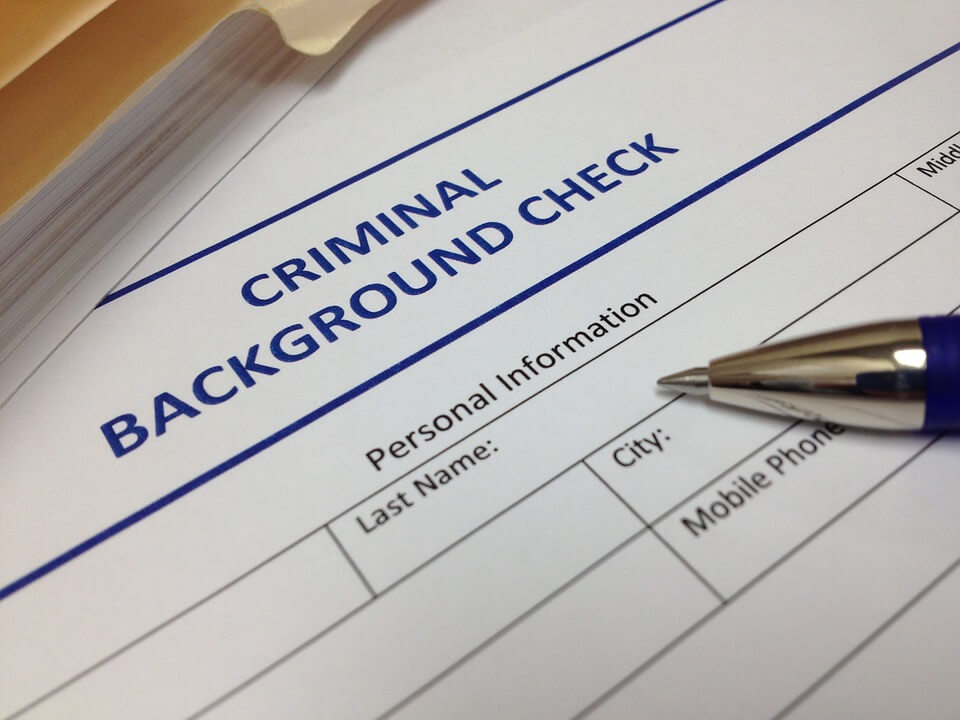 Why is it beneficial to conduct a background check in Chennai